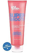 Profumi e cosmetici Balsamo levigante per capelli - Phil Smith Be Gorgeous Super Smooth Luminous Smoothing Conditioner