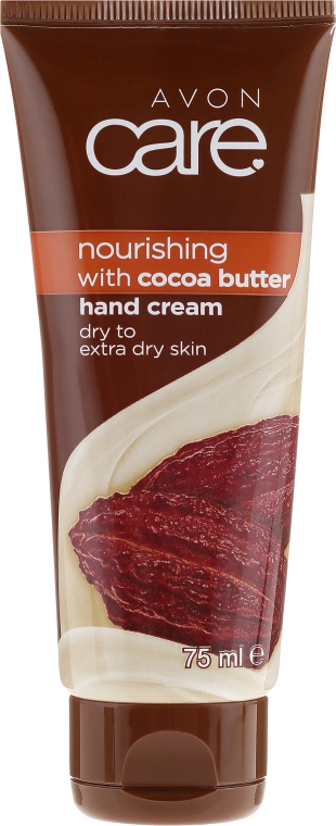 Crema mani - Avon Care Nourishing With Cocoa Butter