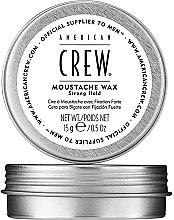 Profumi e cosmetici Cera baffi tenuta forte - American Crew Official Supplier to Men Moustache Wax Strong Hold