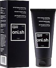 Profumi e cosmetici Detergente intimo - Oni.sh Men Intimate Hygiene Gel