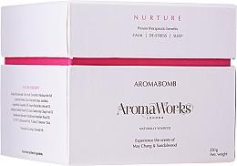 """Profumi e cosmetici Bomba da bagno """"Nutrizione"""" - AromaWorks Nurture Aroma Bath Bomb"""