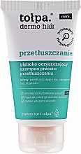 Shampoo per capelli grassi - Tolpa Dermo Hair Deep Cleansing Shampoo — foto N1