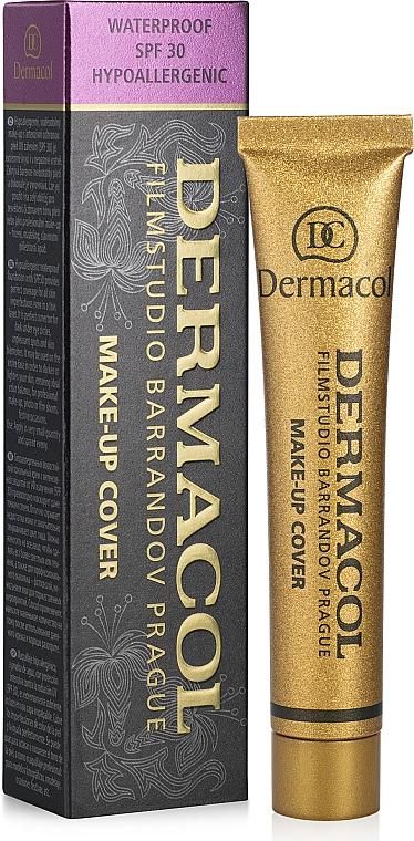 Fondotinta opacizzante - Dermacol Make-Up Cover
