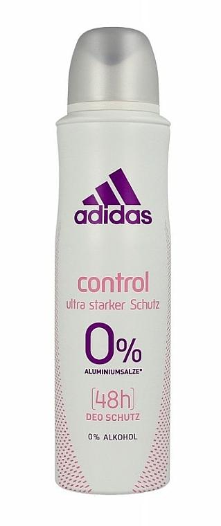 Deodorante senza alluminio - Adidas Control 48h Deodorant