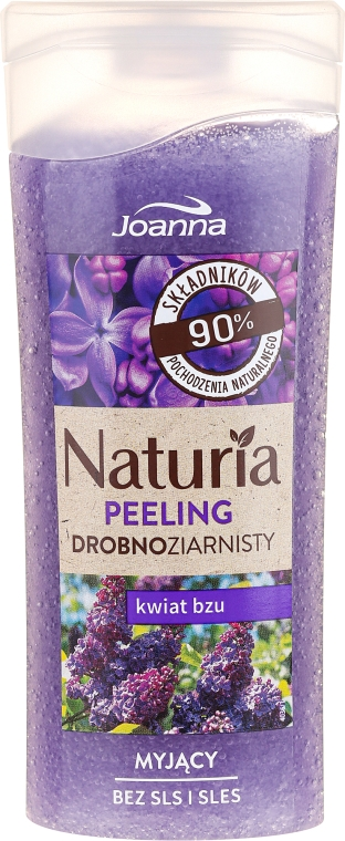 """Gel-peeling """"Fiori di lilla"""" - Joanna Naturia Peeling"""