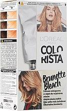 Profumi e cosmetici Crema tinta schiarente per capelli - L'Oreal Paris Colorista Brunette Bleach