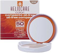 Profumi e cosmetici Crema-cipria compatta per pelli grasse e miste - Cantabria Labs Heliocare Color Compact Oil-Free Spf 50