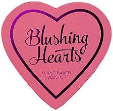 Profumi e cosmetici Blush - I Heart Revolution Blushing Hearts Blusher