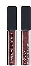 Profumi e cosmetici Eyeliner liquido - Nouba Rainbow Eyeliner