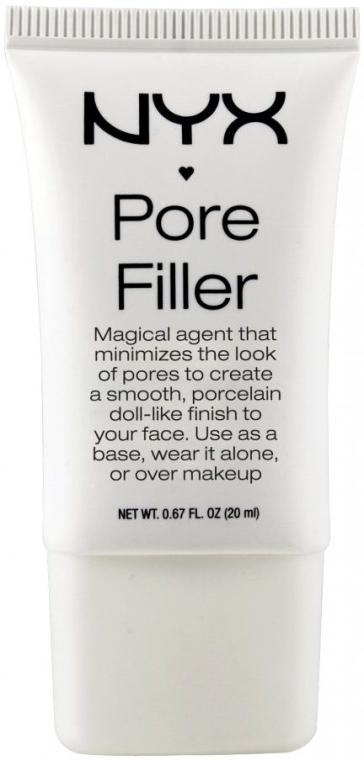 Primer con l'effetto di riempire i pori e le rughe - NYX Professional Makeup Pore Filler