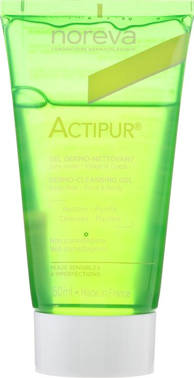 Gel detergente viso - Noreva Actipur Dermo Cleansing Gel — foto N1