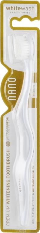 "Spazzolino da denti sbiancante ""Nano"" - WhiteWash Laboratories Nano Whitening Toothbrush — foto N1"