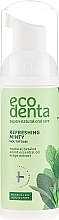 Profumi e cosmetici Schiuma-collutorio rinfrescante Ecodenta - Ecodenta Mouthwash Refreshing Oral Care Foam