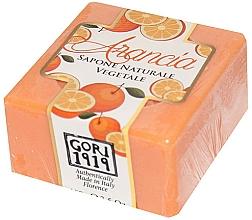 "Profumi e cosmetici Sapone ""Arancia"" - Gori 1919 Orange Natural Vegetable Soap"