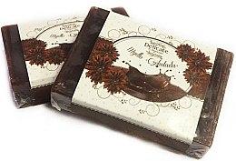"""Profumi e cosmetici Sapone """"Cioccolato"""" - Delicate Organic Aroma Soap"""