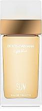 Profumi e cosmetici Dolce&Gabbana Light Blue Sun Pour Femme - Eau de toilette