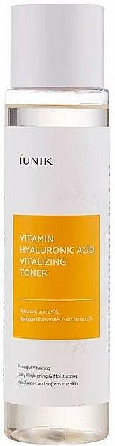 Tonico idratante - iUNIK Vitamin Hyaluronic Acid Vitalizing Toner — foto N1