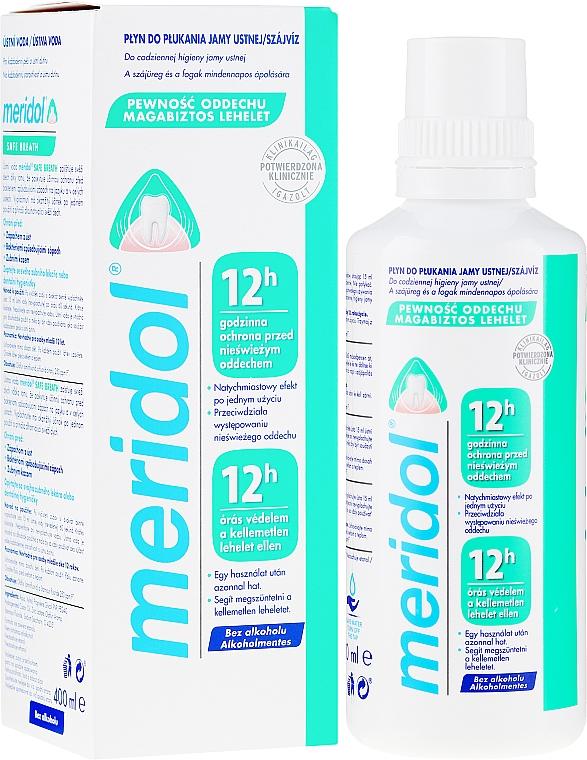 Collutorio extra fresh - Meridol Safe Breath Liquid Mouthwash