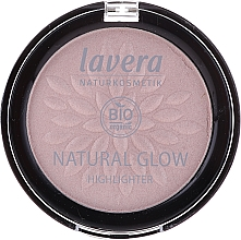 Profumi e cosmetici Illuminante viso - Lavera Natural Glow Highlighter