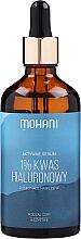 Profumi e cosmetici Acido ialuronico gel 1% - Mohani Hyaluronic Acid Gel 1%
