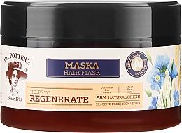 Profumi e cosmetici Maschera per capelli danneggiati - Mrs. Potter's Triple Grain Regenerate