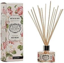 """Profumi e cosmetici Diffusore di aromi """"Rosa nettare"""" - Panier Des Sens Rose Nectar Reed Diffuser"""