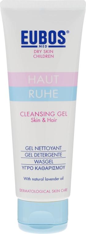 Gel per bambini - Eubos Med Dry Skin Children Cleansing Gel — foto N2