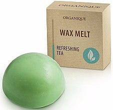 "Profumi e cosmetici Cera profumata ""Tè rinfrescante"" - Organique Wax Melt Refreshing Tea"