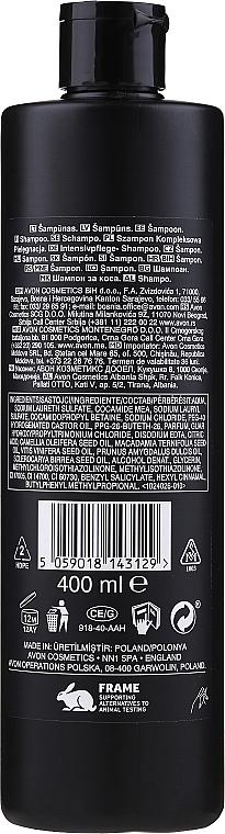 """Shampoo per tutti i tipi di capelli """"Oli preziosi"""" - Avon Advance Techniques Shampoo — foto N2"""