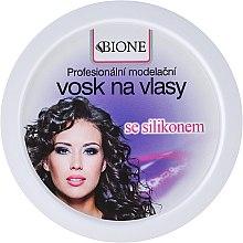 Profumi e cosmetici Cera per capelli - Bione Cosmetics Professional Hair Wax Silicone