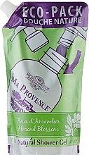 "Profumi e cosmetici Gel doccia ""Almond"" (doypack) - Ma Provence Shower Gel Almond"