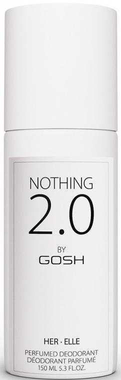 Gosh Nothing 2.0 Her - Deodorante