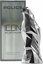 Profumi e cosmetici Police Icon Platinum - Eau de parfum
