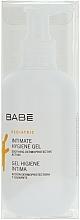Profumi e cosmetici Gel per l'igiene intima dei bambini - Babe Laboratorios Intimate Hygiene Gel