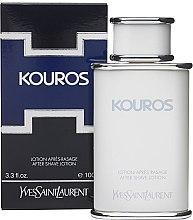Profumi e cosmetici Lozione dopobarba - Yves Saint Laurent Kouros