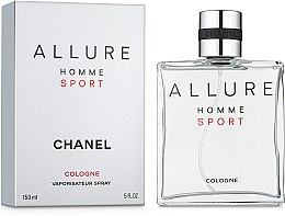 Chanel Allure homme Sport Cologne - Colonia — foto N1