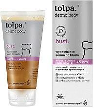 Profumi e cosmetici Siero modellante seno - Tolpa Dermo Body Bust +5cm Bust Serum