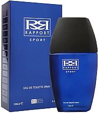 Profumi e cosmetici Eden Classics Rapport Sport - Eau de toilette