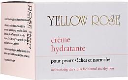 Profumi e cosmetici Crema da giorno idratante - Yellow Rose Creme Hydratante