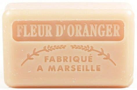 """Sapone di Marsiglia """"Fiori d'Arancio"""" - Foufour Savonnette Marseillaise"""