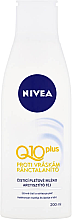 Profumi e cosmetici Detergente intimo - Nivea Q10 Facial Cleansing Milk
