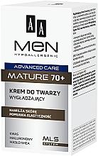Crema viso levigante - AA Men Care Mature 70+ Face Cream — foto N4