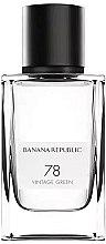 Profumi e cosmetici Banana Republic 78 Vintage Green - Eau de Parfum