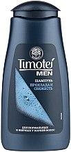 "Profumi e cosmetici Shampoo ""Fresco e freddo"" - Timotei"