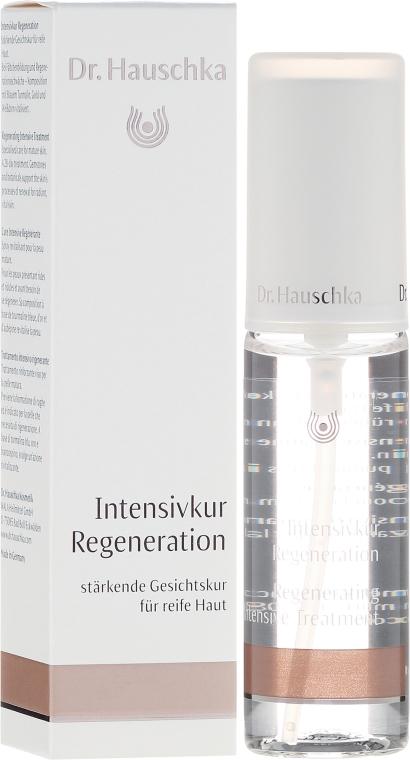 Spray per il viso - Dr. Hauschka Regenerating Intensive Treatment — foto N1