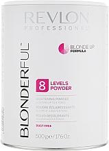 Profumi e cosmetici Polvere schiarente 8 ° livello - Revlon Professional Blonderful 8 Levels Lightening Powder