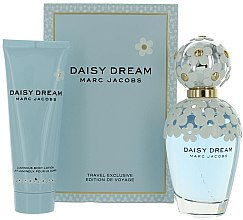 Profumi e cosmetici Marc Jacobs Daisy Dream - Set (EDT / 100ml + b / 75ml l)