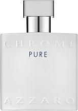 Profumi e cosmetici Azzaro Chrome Pure - Eau de toilette