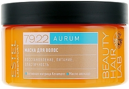 Profumi e cosmetici Maschera per capelli - Estel Beauty Hair Lab 79.22 Aurum