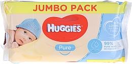 Profumi e cosmetici Salviette Pure Baby 72 pz - Huggies